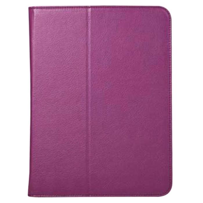 IT Baggage чехол для Samsung Galaxy Tab 3 10.1, PurpleITSSGT1032-4IT Baggage для Samsung Galaxy Tab 3 10.1 - фирменный стильный чехол IT Baggage с возможностью фиксации в горизонтальном положении. Он сохранит ваш планшет от царапин, пыли и грязи. Даже при частом использовании в нём вашего планшетного компьютера, его хватит на несколько лет.