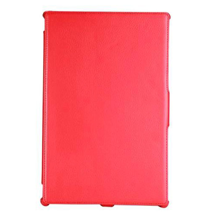 IT Baggage чехол-мультистенд для Nokia Lumia 2520, RedITN25205-3IT Baggage дляNokia Lumia 2520 - чехол-мультистенд, который сохранит ваш планшет от царапин, пыли и грязи. Основа чехла имеет специальную рамку, надежно удерживающую планшет внутри. Крышка его выполнена из бархатистого материала, который обеспечивает деликатную защиту дисплея. Имеется возможность использования в виде настольной подставки.