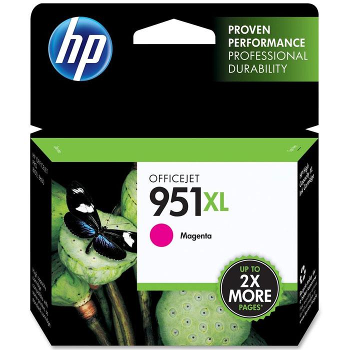 все цены на HP CN047AE (951XL), Magenta струйный картридж онлайн