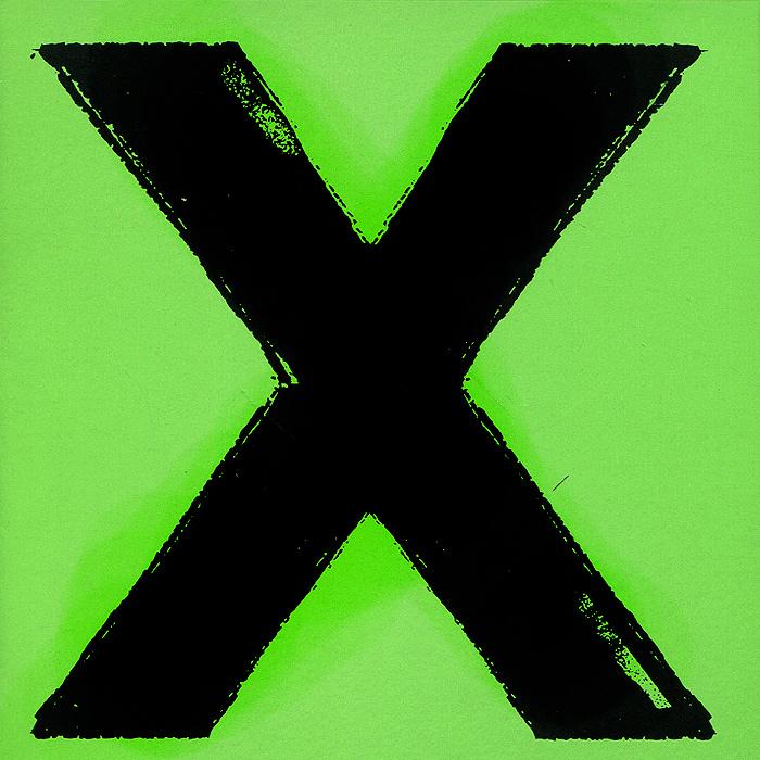 Эд Ширан Ed Sheeran. X ed rec vol x