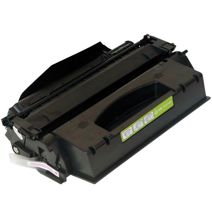 HP Q7553X, Black картридж тонерQ7553XОригинальный картридж с тонером HP Q7553X для принтеров LaserJet гарантирует неизменную