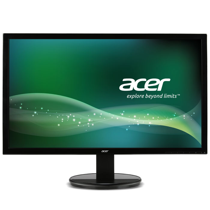 Acer K222HQLbd, Black монитор888963Монитор Acer K222HQLbd - это сочетание профессионального дизайна, высокого качества воспроизведенияизображения и инновационных технологий. Технология Acer Adaptive Contrast Management улучшает качество детализации картинки, особенно приотображении ярких сцен и объектов, обеспечивая динамическое регулирование уровня контрастности дляполучения исключительно четкого изображения. Каждая сцена анализируется для покадровой настройкиизображения и улучшения качества цвета, гарантируя самый высокий уровень белого и черного. Технология AcerComfyView устраняет блики и обеспечивает более комфортный просмотр изображения. А технология Acer eColorManagement дает возможность настроить цвета, разрешение и качество изображения дисплея в соответствии свашими предпочтениями.