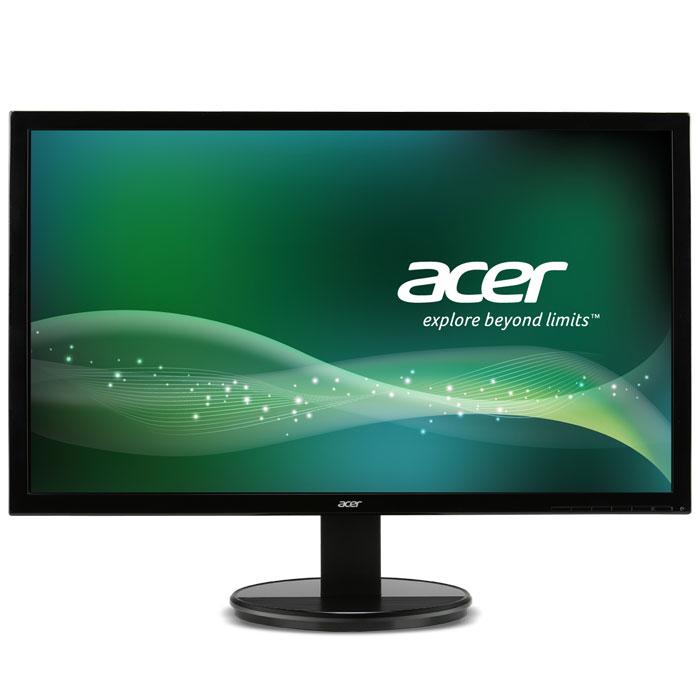 Acer K222HQLbd, Black монитор