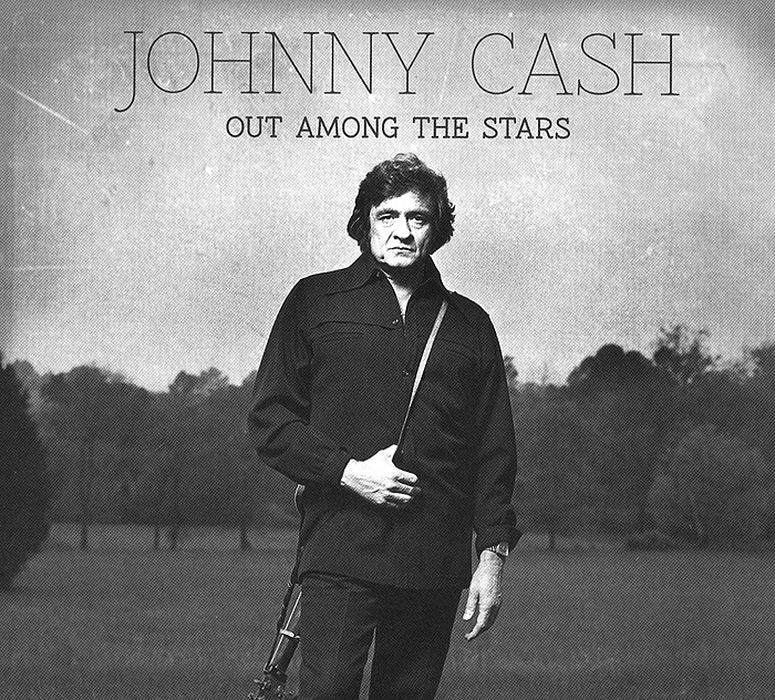 Джонни Кэш,Джун Картер Кэш,Вейлон Дженингс Johnny Cash. Out Among The Stars cd johnny cash out among the stars