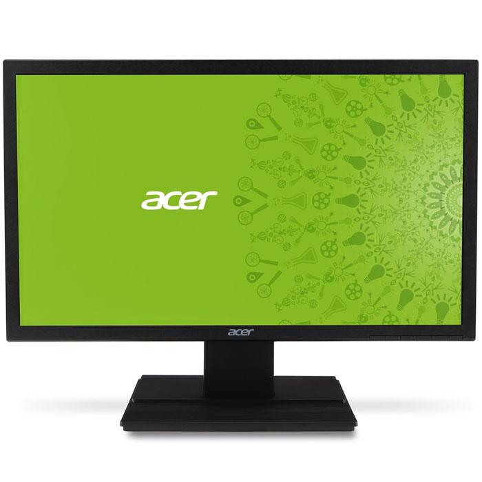 все цены на Acer V206HQLAb, Black монитор