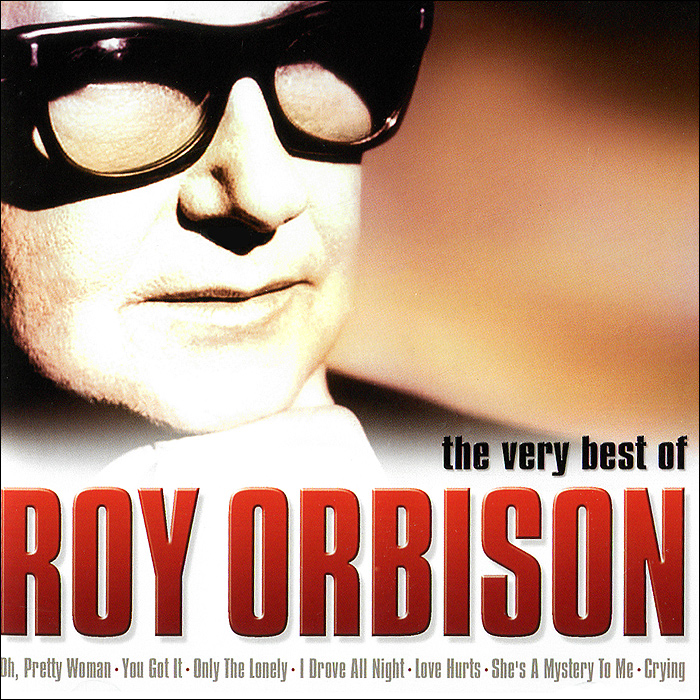 Рой Орбисон Roy Orbison. The Very Best Of Roy Orbison m n roy the philosopher