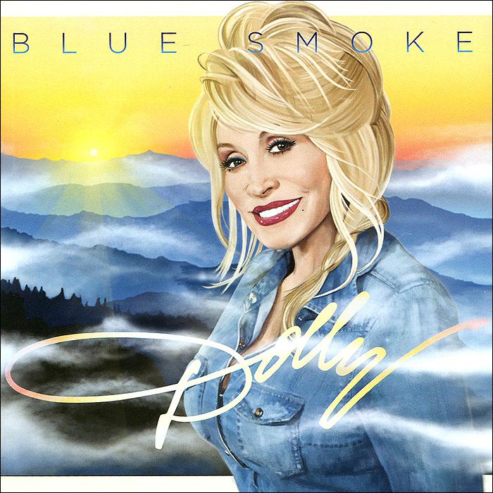 Долли Партон,Кенни Роджерс,Уилли Нельсон Dolly Parton. Blue Smoke виниловая пластинка dolly parton