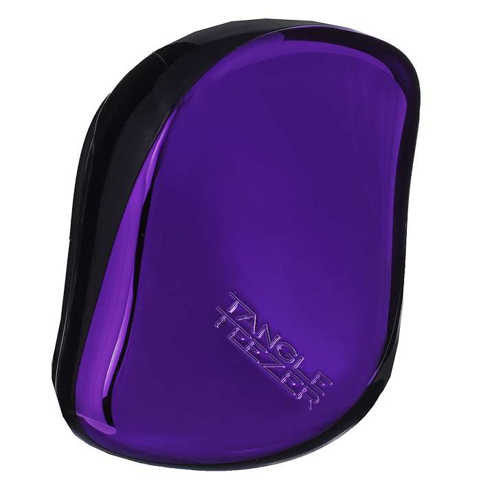 "Tangle Teezer Расческа для волос ""Compact Styler. Purple Dazzle"""