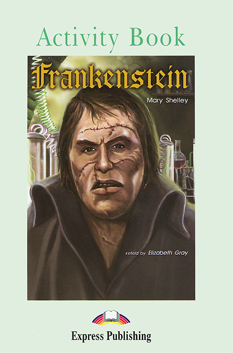 Frankenstein: Activity Book call me by your name