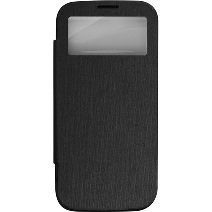 EXEQ HelpinG-SF08 чехол-аккумулятор для Samsung Galaxy S4, Black (2600 мАч, Smart cover, флип-кейс)HelpinG-SF08 BLExeq HelpinG-SF08 - идеальный аксессуар для самых активных пользователей Samsung Galaxy S4. Устройство представляет собой удачное сочетание надежного защитного чехла и дополнительного источника подзарядки батареи смартфона. Специальная конструкция Exeq HelpinG-SF08 обеспечит надежную защиту смартфона от различных внешних воздействий даже при самом активном его использовании. При этом надежная защита обеспечена также дисплею благодаря специальной крышке Smart-cover. Exeq HelpinG-SF08 оснащен встроенным аккумулятором, емкости которого вполне хватит на одну полную подзарядку батареи смартфона. Т.е. с чехлом-аккумулятором Exeq HelpinG-SF08 смартфон сможет проработать в два раза дольше!Компактные размеры и обтекаемая форма Exeq HelpinG-SF08 идеально повторяют форму Samsung Galaxy S4 и при этом не сильно увеличивают его вес и габариты. Металлическая выдвижная подставка позволит не только удобно расположить телефон во время просмотра видео, но и придаст внешнему виду устройства элегантность и утонченность.Заряжается Exeq HelpinG-SF08 от зарядного устройства телефона, причем заряжать оба устройства можно не извлекая телефон из чехла. Так для зарядки чехла-аккумулятора просто подсоедините зарядное устройство к чехлу, а для зарядки телефона, подсоедините зарядное устройство и нажмите кнопку питания на чехле.