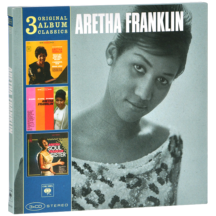 Арета Фрэнклин Aretha Franklin. Original Album Classics (3 CD) арета фрэнклин aretha franklin sings the great diva classics lp