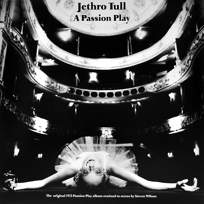 Jethro Tull Jethro Tull: A Passion Play (LP) jethro tull s ian anderson thick as a brick live in iceland blu ray