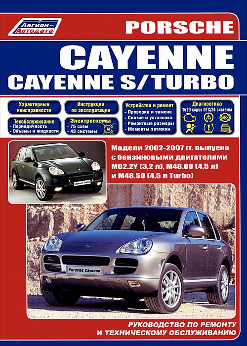 Porsche Cayenne. Cayenne S. Turbo. Модели 2002-2007 гг. выпуска с бензиновыми двигателями. Руководство по ремонту и техническому обслуживанию. Характерные неисправности