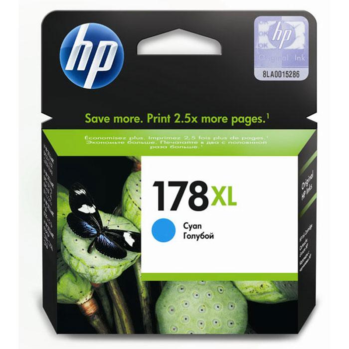 HP CB323HE (178 XL) Photo, cyanCB323HEКартридж повышенной емкости HP 178 XL для струйных принтеров HP Photosmart.Уважаемые клиенты! Обращаем ваше внимание на то, что упаковка может иметь несколько видов дизайна. Поставка осуществляется в зависимости от наличия на складе.