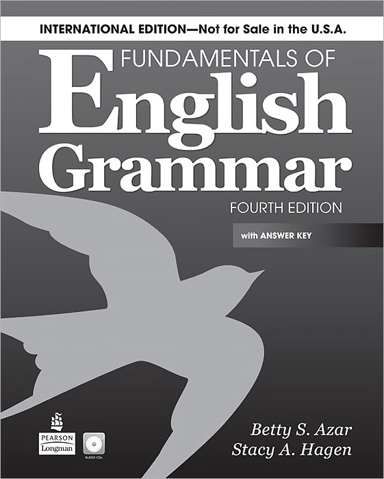 Fundamentals of English Grammar with Answer Key (+ 2 CD) купить