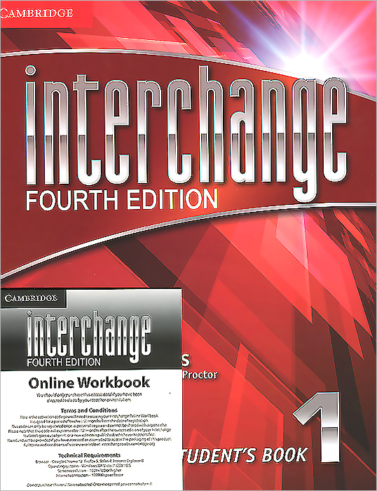 Interchange 1: Student's Book (+ DVD-ROM and Online Workbook) interchange level 2 teacher s edition cd rom