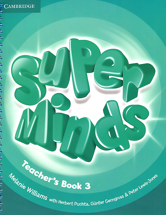 Super Minds: Level 3: Teacher's Book super safari 2 big book