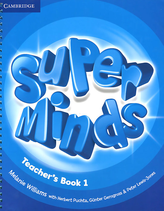 Super Minds: Level 1: Teacher's Book super minds level 6 workbook with online resources