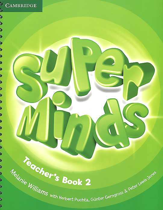 Super Minds: Level 2: Teacher's Book super minds level 6 workbook with online resources