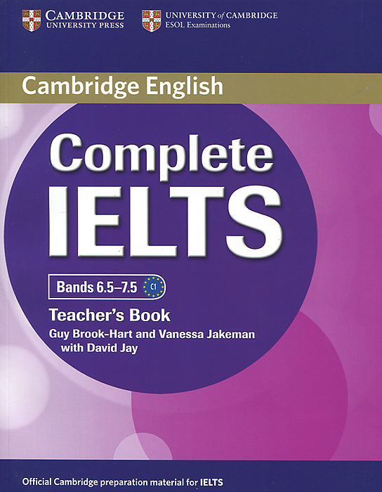 Complete IELTS: Bands 6.5-7.5: Teacher's Book diy silicone rubber bands bracelets for kids 600pcs bands 24 s clips
