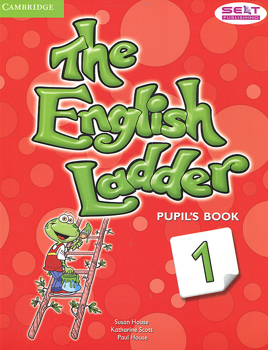 The English Ladder: Level 1: Pupil's Book english adventure level 3 pupil s book reader