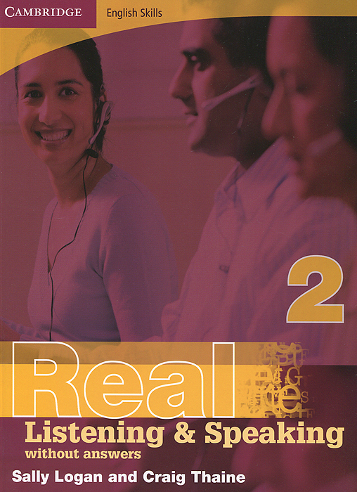 Cambridge English Skills: Real Listening and Speaking 2 without Answers craven m cambridge english skills real listening