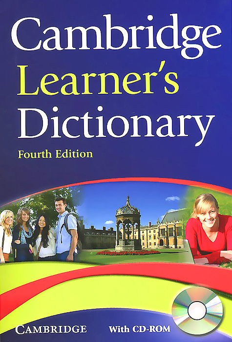 Cambridge Learner's Dictionary (+ CD-ROM) new eli picture dictionary cd rom german