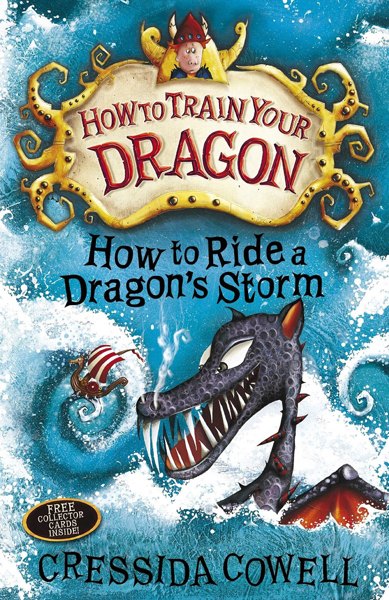 How to Ride Dragon's Storm ralph compton ride the hard trail