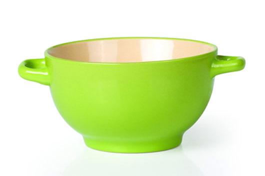Бульонница Shenzhen Xin Tianli, цвет: зеленый, 580 млTLSDX-2Бульонница Shenzhen Xin Tianli, изготовленная из высококачественной керамики, прекрасно впишется в интерьер вашей кухни и станет достойным дополнением к кухонному инвентарю. Такая бульонница не только украсит ваш кухонный стол и подчеркнет прекрасный вкус хозяйки, но и станет отличным подарком.