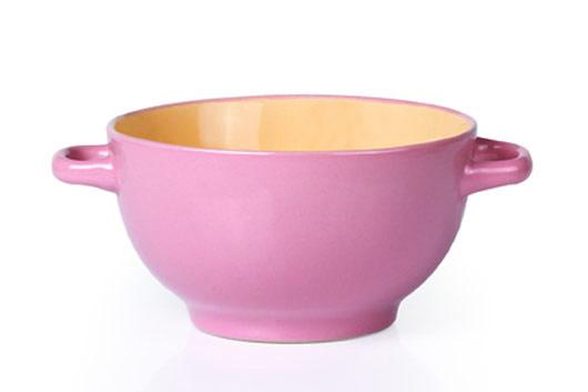 Бульонница Shenzhen Xin Tianli, цвет: розовый, 580 млTLSDX-5Бульонница Shenzhen Xin Tianli, изготовленная из высококачественной керамики, прекрасно впишется в интерьер вашей кухни и станет достойным дополнением к кухонному инвентарю. Такая бульонница не только украсит ваш кухонный стол и подчеркнет прекрасный вкус хозяйки, но и станет отличным подарком. Объем: 580 мл. Диаметр бульонницы: 14 см. Высота бульонницы: 8 см.
