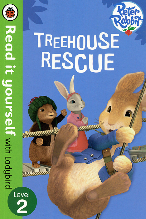 Peter Rabbit: Treehouse Rescue: Level 2 peter rabbit goes to the island activity book level 1