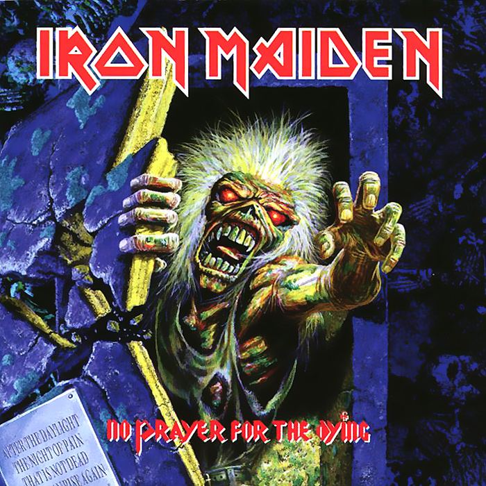 Iron Maiden Iron Maiden. No Prayer For The Dying no 905c 60w professional electric soldering iron