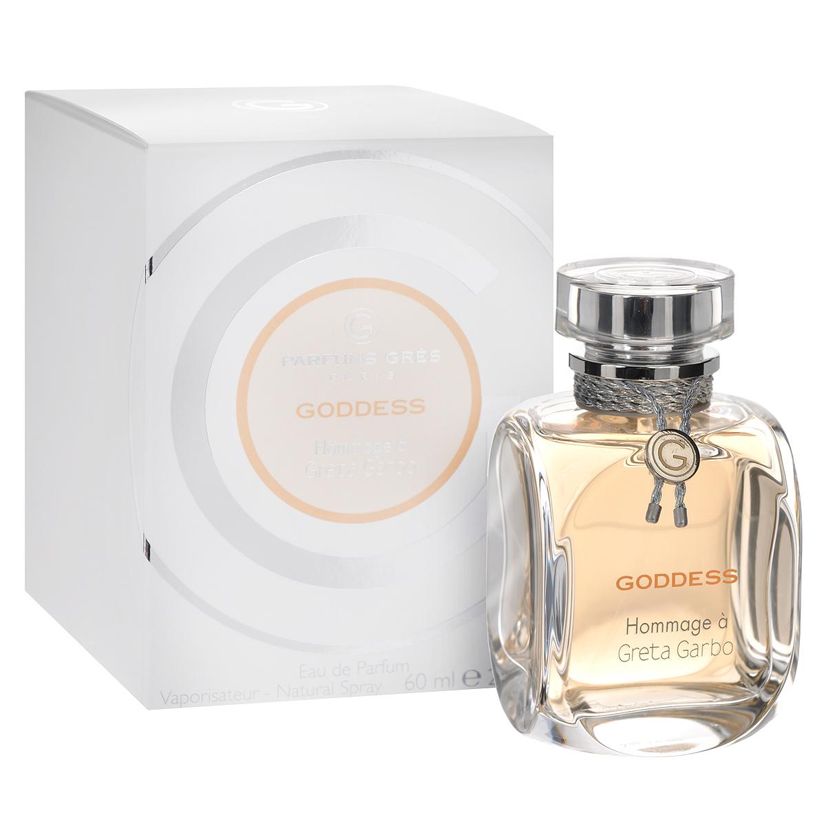 Gres Парфюмерная вода Greta Garbo Goddess, женская, 60 млC00.7560.00Утонченная парфюмерная вода Greta Garbo Goddess, разработанная Marie Salamagne, звучит посвящением величайшей кинодиве 30-х годов Грете Гарбо.Название аромата Goddess (Богиня) отражает черты самой Гарбо -это восхищение красотой, элегантностью и чувственностью знаменитой актрисы.Классификация аромата: цветочно-фруктовый.Пирамида аромата:Верхние ноты: слива, мандарин, кардамон.Ноты сердца: корица, гелиотроп, жасмин, сандал. Ноты шлейфа: древесный мох, ваниль и амбра. Ключевые слова:Элегантный, утонченный, чувственный!Самый популярный вид парфюмерной продукции на сегодняшний день - парфюмерная вода. Это объясняется оптимальным балансом цены и качества - с одной стороны, достаточно высокая концентрация экстракта (10-20% при 90% спирте), с другой - более доступная, по сравнению с духами, цена. У многих фирм парфюмерная вода - самый высокий по концентрации экстракта вид товара, т.к. далеко не все производители считают нужным (или возможным) выпускать свои ароматы в виде духов. Как правило, парфюмерная вода всегда в спрее-пульверизаторе, что удобно для использования и транспортировки. Так что если духи по какой-либо причине приобрести нельзя, парфюмерная вода, безусловно, - самая лучшая им замена.Товар сертифицирован.
