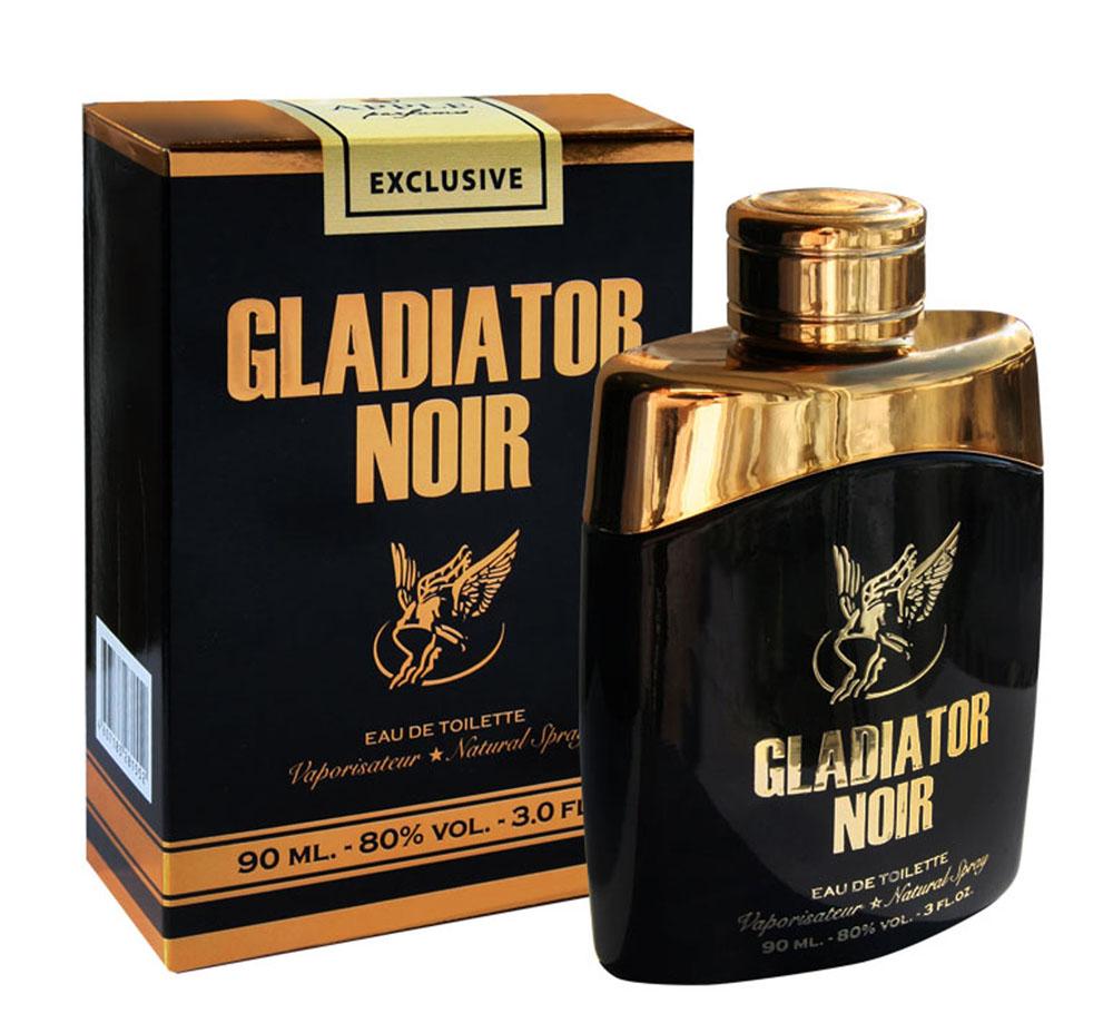 "Apple Parfums Туалетная вода ""Gladiator Noir"", мужская, 90 мл"