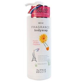 Deve Гель для душа French Modern Fragrance, ароматизированный, 600 мл017566Гель для душа Deve French Modern Fragrance- нежное жидкое средство, очищающее кожу, окутывая ее роскошным ароматом, который пропитан богатым убранством и грацией весенних цветов. В основе геля лежит особая формула, которая делает кожу шелковистой и нежной, сохраняет ее естественную увлажненность. Основа аромата - это французский коктейль, пропитанный нотами розы и фиалки в сочетании с черной смородиной, переходящими в прохладу сочных цитрусовых фруктов. Благодаря легким нотам мускуса в аромате есть место мистическим оттенкам и весеннему флирту.При возникновении аллергических реакций на коже прекратите использование средства. Избегайте попадания в глаза.Товар сертифицирован.