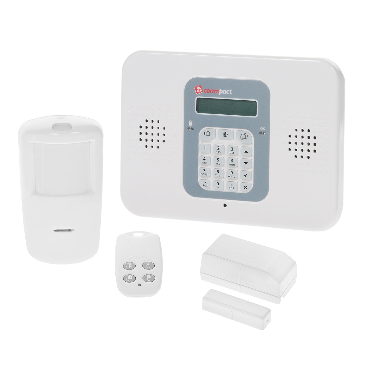 Falcon Eye FE Commpact Kit комплект GSM/PSTN сигнализации