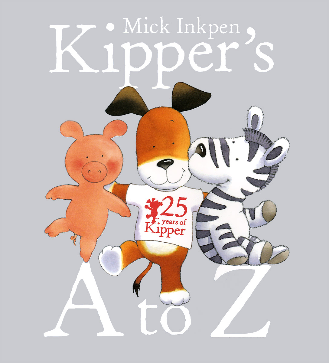 Kipper's A to Z mick johnson motivation is at