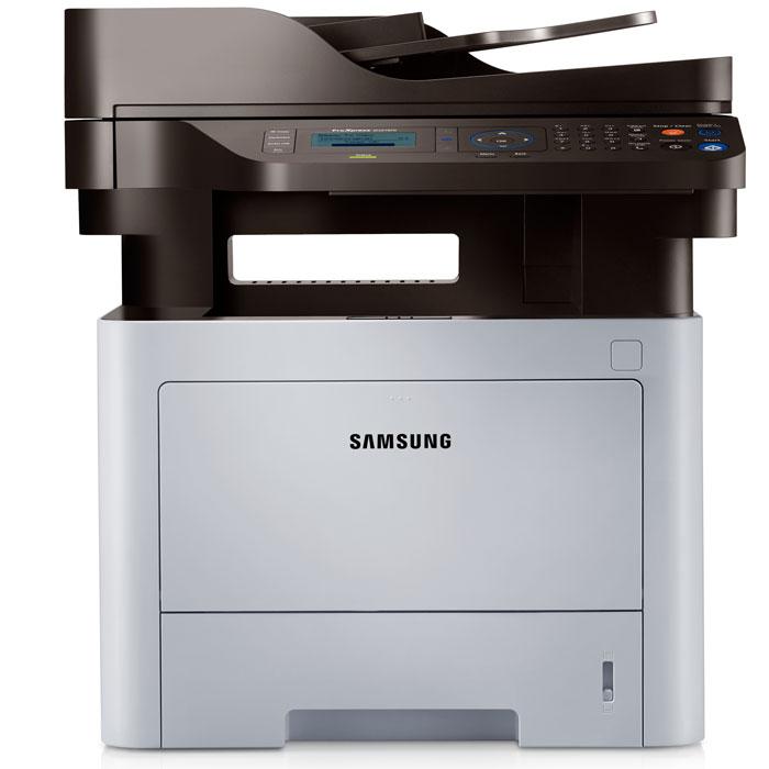 Samsung SL-M3870FD лазерное МФУSL-M3870FD/XEVНадежный МФУ ProXpress серий Samsung SL-M3870FD оснащены быстрым процессором Cortex A5 и рабочей памятью, расширяемой до 512 MБ, отличаются высокой скоростью печати (до 40 стр. в минуту). Такая высокая скорость печати и надежность позволяют ускорить процесс документооборота и обработку изображений, что обеспечивает повышение эффективности бизнеса.Технология ReCP обеспечивает улучшение читабельности отпечатанных документов благодаря повышению четкости передачи тонких линий и увеличению контурной резкости элементов текста. Тексты с малым размером букв часто не полностью сканируется и для улучшения его изображения на отпечатке необходимо повышать резкость передачи контуров букв. МФУ серий ProXpress Samsung SL-M3870FD позволяют получать четкие отпечатки и сканированные изображения с выходным разрешением до 1200 x 1200 dpi.Многофункциональный лоток принтеров поддерживает носители плотностью до 220 г/м2, что обеспечивает возможность широкого выбора носителей для печати профессиональных документов. Многофункциональный лоток легко поддерживает прием различных наклеек, карточек и конвертов. Этот лоток позволяет загружать в него одновременно много носителей, а не печатать, подавая в принтер по одному листу, карточке или конверту.Кнопка One-Touch Eco Button позволит сократить ваши расходы на бумагу и тонер. Она автоматически активирует режим печати 2 страниц на одной строне листа, а также двустороннюю печать документов. Пользователь при необходимости может выбрать опцию пропуска печати пустых страниц в режиме экономии тонера (Toner Saving Mode). Все эти экономные опции печати можно выбрать с помощью программы Easy Printer Manager.МФУ Samsung SL-M3870FD может исопльзовать несколько разных типов тонер-картриджей с ремурсом от 3 000 стандартных страниц до 15 000, что также способствует сокращению эксплуатационных затрат. Система тонер-картридж состоит из оптического барабана, интегрированного в одном корпусе с тонер-картриджем. Такая и