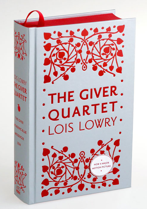 The Giver Quartet the giver