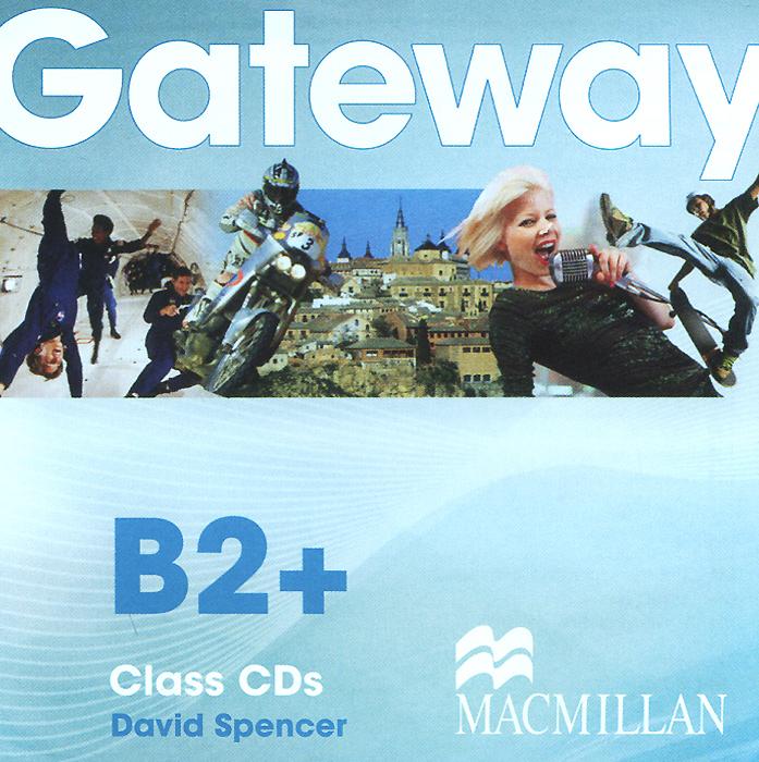 купить  Gateway: B2+ (аудиокурс на 2 CD)  недорого