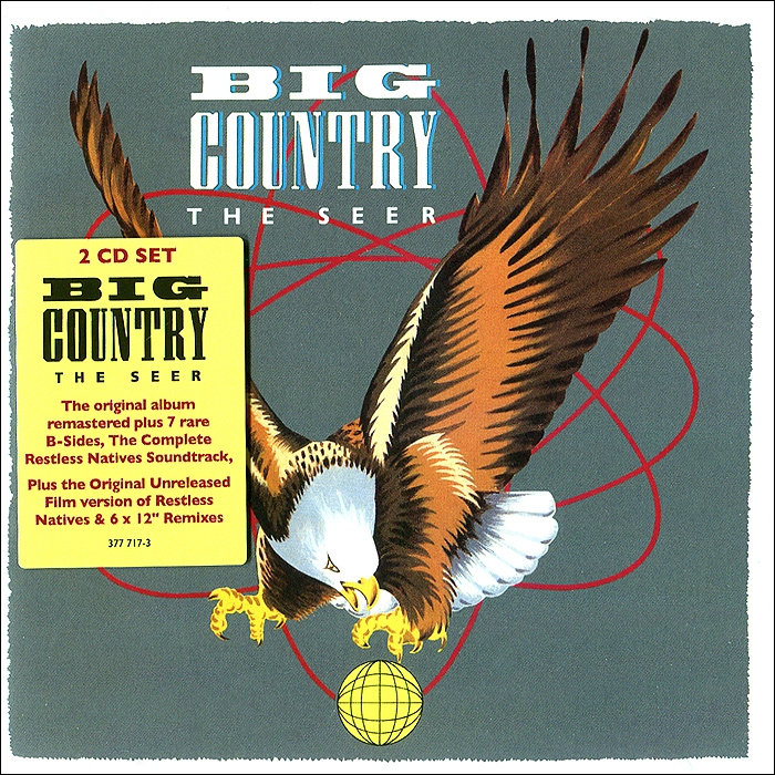 Big Country Big Country. The Seer (2 CD) country pursuits