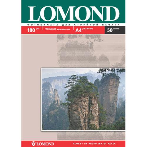 Lomond Photo 180/A4/50л двустороняя глянцевая/глянцевая0102065Основа: RC (Resin Coated)Тип покрытия: Ink Jet CoatedЛицевая поверхность: Глянцевая (Glossy)Обратная поверхность: Глянцевая (Glossy)