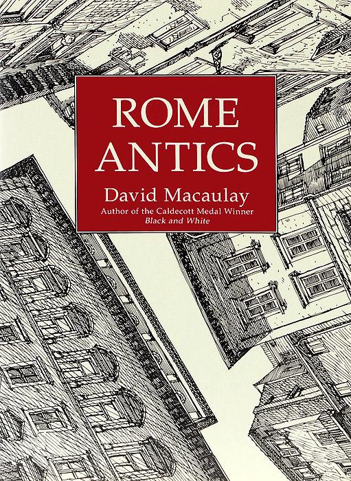 Rome Antics ant antics