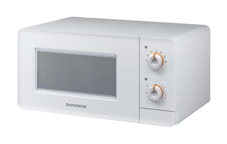 Daewoo KOR-5A37W микроволновая печь - Микроволновые печи