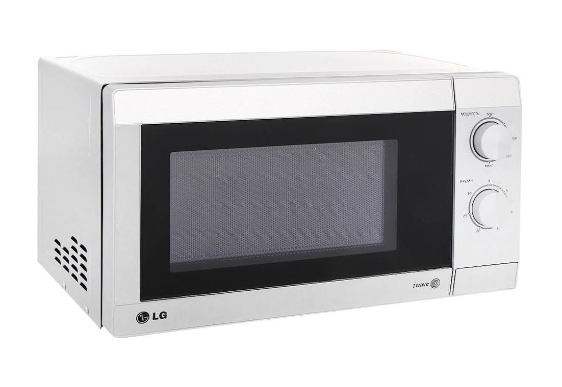 LG MS2022U СВЧ-печьMS-2022U Компания LG разработала шесть новых программ «Русский повар», позволяющих в автоматическом режиме готовить вкусные и питательные закуски, горячие блюда, гарниры и пироги.