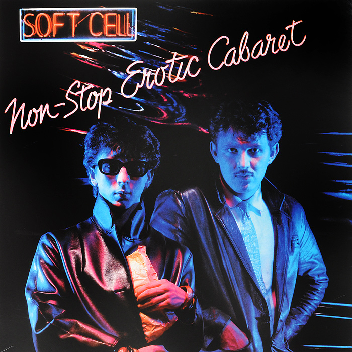 Soft Cell Soft Cell. Non-Stop Erotic Cabaret (LP) basal cell carcinoma