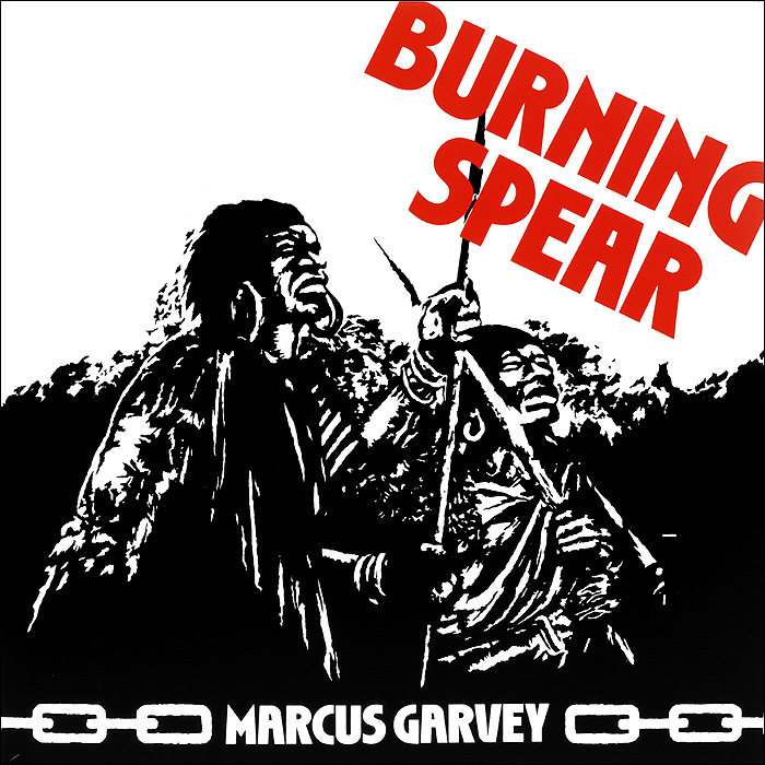 Бернинг Спир Burning Spear. Marcus Garvey (LP) burning spear burning spear marcus garvey