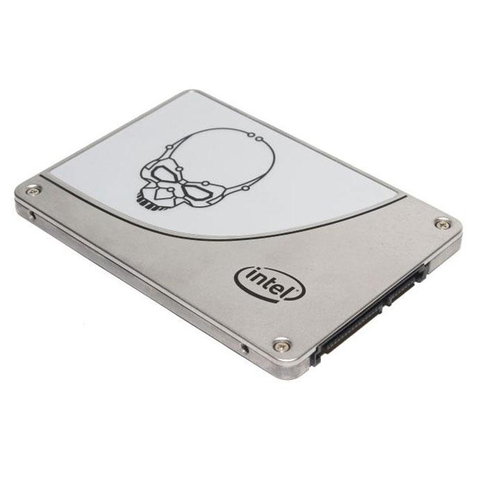 Intel SSD 730 Series 240GB (SSDSC2BP240G4R5 933253) SSD дискSSDSC2BP240G4R5 933253Твердотельный накопитель Intel серии 730 сочетает в себе производительность класса энтузиастов, долговечность и надежность, традиционно присущую системам хранения центров обработки данных. Иначе говоря, он обеспечивает максимальные преимущества — вам больше не придется идти на компромиссы. Возьмите на вооружение твердотельный накопитель Intel серии 730 и получите:Оптимальную производительность:Intel специально сертифицировал компоненты и расширил границы заводских настроек производительности за счет увеличения быстродействия контроллера на 50%, а шины NAND на 20%. Результатом стали задержки чтения 50 мкс, существенное увеличение скорости передачи до 550 МБ/с при последовательном чтении и скорость произвольного чтения до 89 000 операций ввода-вывода в секунду (IOPS)1.Серверная родословная:Получите невероятную долговечность — запись до 70 ГБ в день по сравнению с типичной записью для отрасли 20 ГБ в день — и не беспокойтесь о надежности в течение всего срока службы накопителя благодаря новейшим алгоритмам встроенного ПО, которые обеспечивают стабильную производительность при работе со всеми типами данных.Масштабирование производительности RAID:Добейтесь исключительной производительности систем хранения для наиболее требовательных моделей использования — благодаря конфигурациям RAID 0, сочетающим в себе два или более твердотельных накопителей Intel серии 730 и платформу Intel с поддержкой технологии хранения Intel Rapid для предприятий, обеспечивающей пропускную способность до 1000 МБ/с3.Качество и надежность:Контроллер Intel 3-го поколения, оптимизированное встроенное ПО Intel и 20-нм технология NAND гарантируют максимально доступное время при выполнении интенсивных задач хранения данных — и все это при поддержке ограниченной 5-летней гарантии.Дополнительно:• Техпроцесс: 20 нм• Долговечность (запись/день): 70 ГБ• Питание: активный - 3.8 Вт, режим простоя - 1.5 Вт• Случайное чтение (4 КБ)