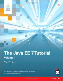 The Java EE 7 Tutorial: Volume 1 java ee 7精粹