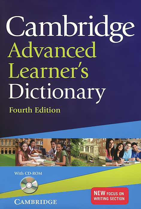 Cambridge Advanced Learner's Dictionary (+ CD-ROM) cambridge learner s dictionary english russian cd rom